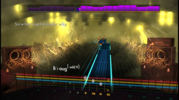 "Скриншот №4 к Rocksmith® 2014 – Disturbed - ""Voices"""