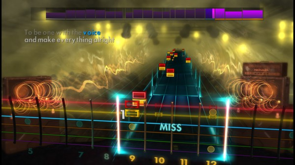 "Скриншот №5 к Rocksmith® 2014 – Disturbed - ""Voices"""