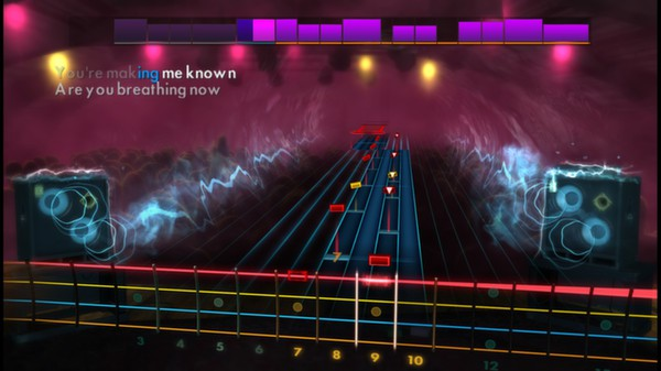 "Скриншот №1 к Rocksmith® 2014 – Disturbed - ""Voices"""