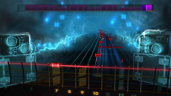 """Скриншот №1 к Rocksmith® 2014 – Muse - """"Hysteria"""""""