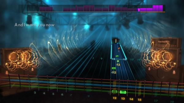 """Скриншот №4 к Rocksmith® 2014 – Muse - """"Hysteria"""""""