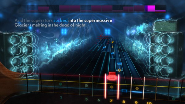 "Скриншот №2 к Rocksmith® 2014 – Muse - ""Supermassive Black Hole"""