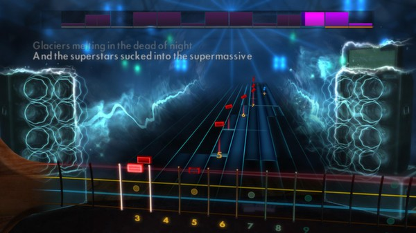 "Скриншот №3 к Rocksmith® 2014 – Muse - ""Supermassive Black Hole"""