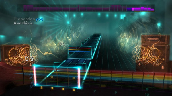 "Скриншот №3 к Rocksmith® 2014 – Muse - ""Stockholm Syndrome"""