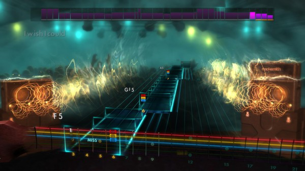"Скриншот №5 к Rocksmith® 2014 – Muse - ""Stockholm Syndrome"""