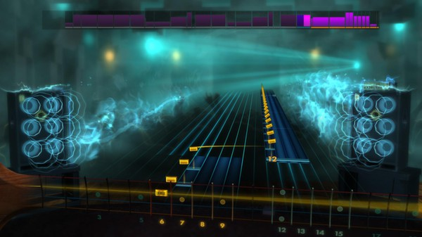 "Скриншот №4 к Rocksmith® 2014 – Muse - ""Stockholm Syndrome"""