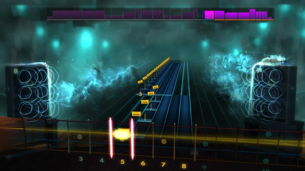 "Скриншот №1 к Rocksmith® 2014 – Muse - ""Stockholm Syndrome"""