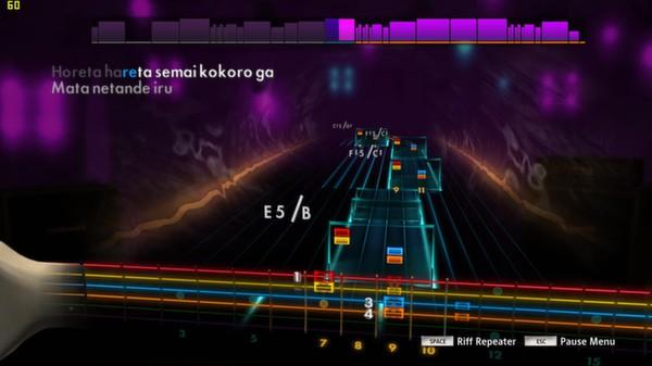"""Скриншот №2 к Rocksmith® 2014 – Golden Bomber - """"Memeshikute"""""""