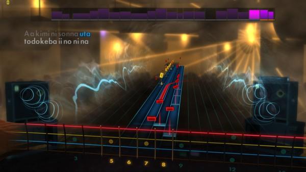 "Скриншот №1 к Rocksmith® 2014 – Golden Bomber - ""Earphone"""
