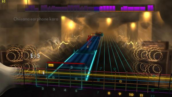 "Скриншот №4 к Rocksmith® 2014 – Golden Bomber - ""Earphone"""