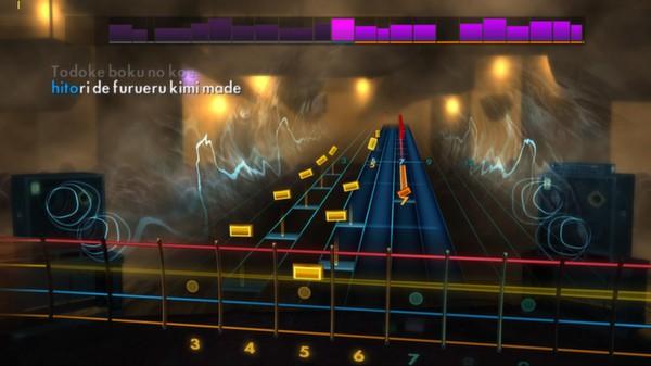 "Скриншот №3 к Rocksmith® 2014 – Golden Bomber - ""Earphone"""