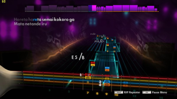 Скриншот №6 к Rocksmith® 2014 – Golden Bomber Song Pack
