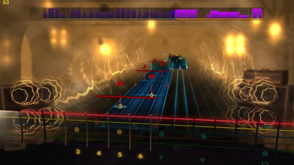 Скриншот №4 к Rocksmith® 2014 – Golden Bomber Song Pack
