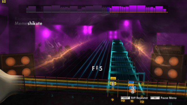 Скриншот №5 к Rocksmith® 2014 – Golden Bomber Song Pack