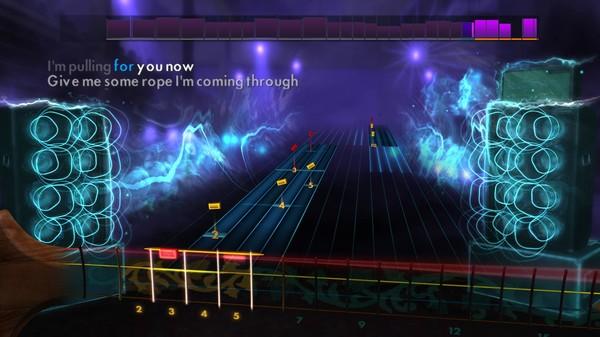 "Скриншот №5 к Rocksmith® 2014 – Foo Fighters - ""Rope"""