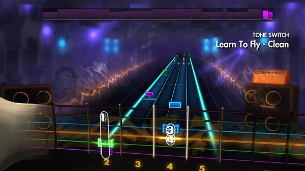 Скриншот №5 к Rocksmith® 2014 – Foo Fighters Song Pack II