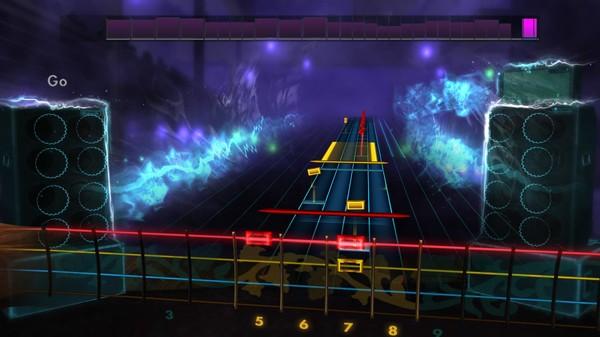 Скриншот №2 к Rocksmith® 2014 – Foo Fighters Song Pack II
