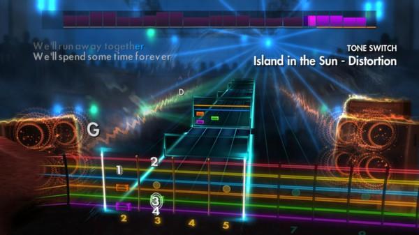 "Скриншот №4 к Rocksmith® 2014 – Weezer - ""Island in the Sun"""