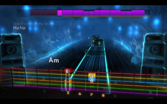 "Скриншот №1 к Rocksmith® 2014 – Weezer - ""Island in the Sun"""
