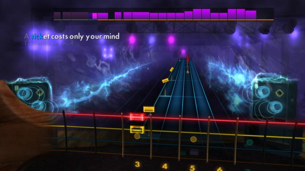 "Скриншот №3 к Rocksmith® 2014 – Weezer - ""My Name is Jonas"""