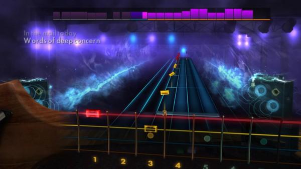 "Скриншот №4 к Rocksmith® 2014 – Weezer - ""My Name is Jonas"""