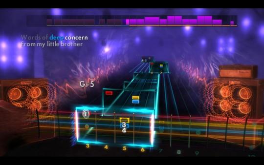 "Скриншот №2 к Rocksmith® 2014 – Weezer - ""My Name is Jonas"""