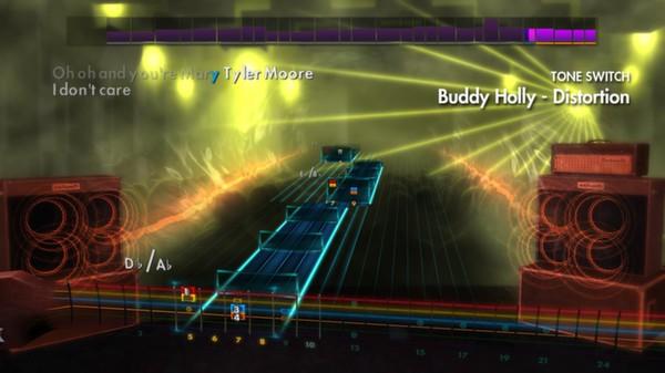 "Скриншот №3 к Rocksmith® 2014 – Weezer - ""Buddy Holly"""