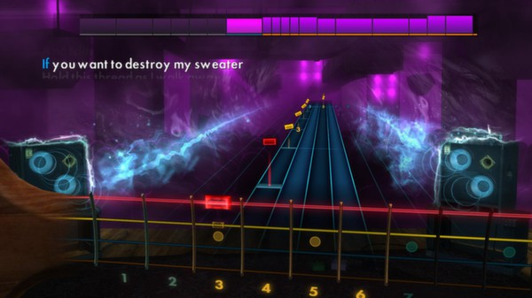 "Скриншот №4 к Rocksmith® 2014 – Weezer - ""Undone - The Sweater Song"""