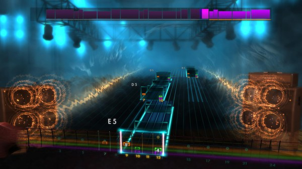 "Скриншот №4 к Rocksmith® 2014 – Weezer - ""Hash Pipe"""
