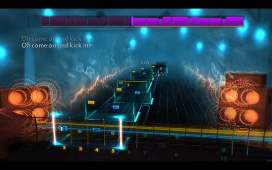 "Скриншот №5 к Rocksmith® 2014 – Weezer - ""Hash Pipe"""