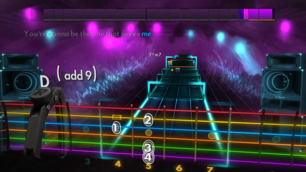 "Скриншот №4 к Rocksmith® 2014 – Oasis - ""Wonderwall"""