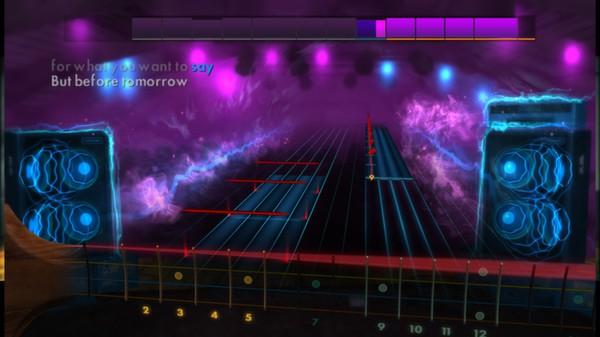 "Скриншот №2 к Rocksmith® 2014 – Oasis - ""Supersonic"""