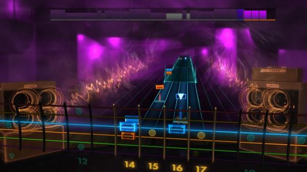 "Скриншот №4 к Rocksmith® 2014 – Oasis - ""Supersonic"""