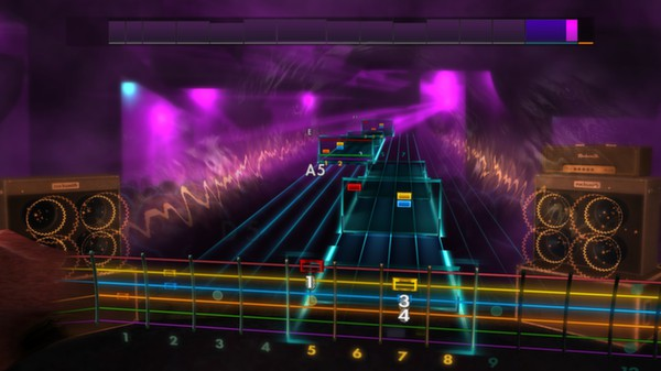 "Скриншот №5 к Rocksmith® 2014 – Oasis - ""Supersonic"""