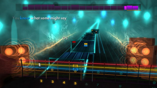 "Скриншот №5 к Rocksmith® 2014 – Oasis - ""Some Might Say"""