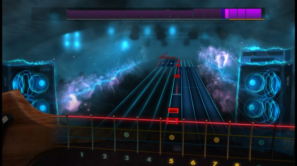 Скриншот №3 к Rocksmith® 2014 – Oasis Song Pack