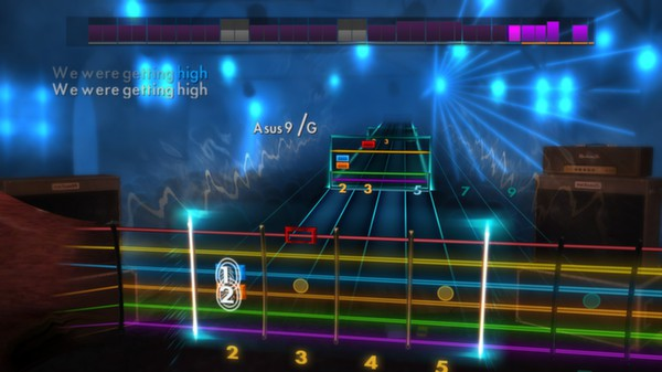 Скриншот №2 к Rocksmith® 2014 – Oasis Song Pack