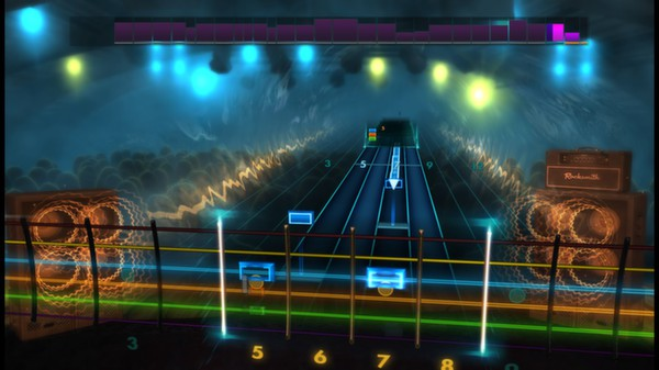 Скриншот №4 к Rocksmith® 2014 – Oasis Song Pack