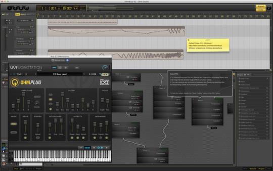 скриншот Ohm Studio Pro 0
