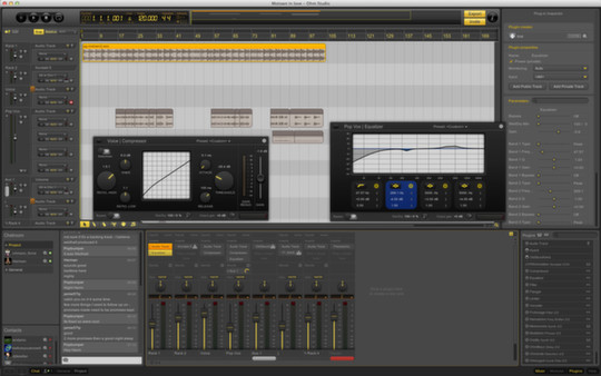 скриншот Ohm Studio Pro 4