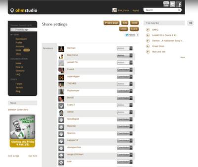 скриншот Ohm Cloud 3