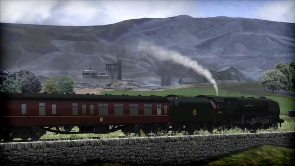 скриншот Duchess of Sutherland Loco Add-On 5
