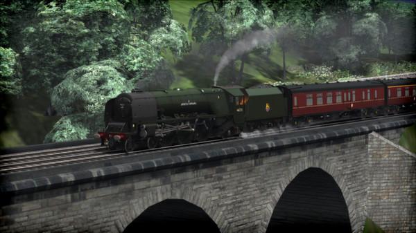 скриншот Duchess of Sutherland Loco Add-On 1