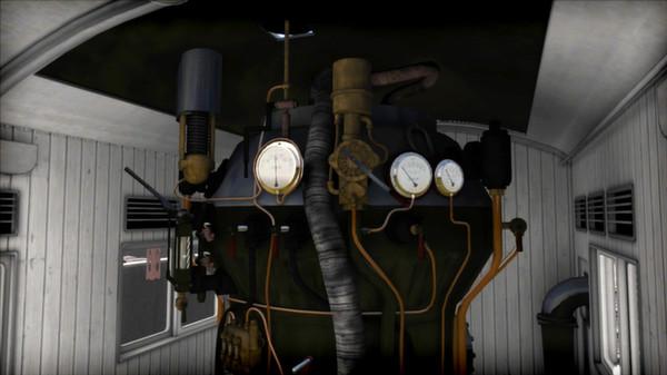 скриншот GWR Steam Railmotor Loco Add-On 3