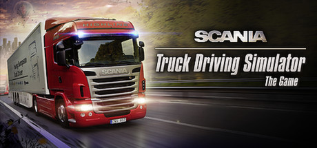 Scania Truck Driving Simulator Cover Image