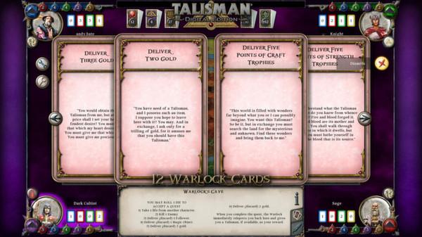 скриншот Talisman: Digital Edition - Season Pass 2