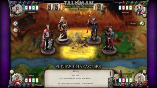 скриншот Talisman: Digital Edition - Season Pass 1