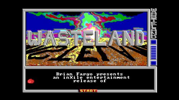 Wasteland скриншот