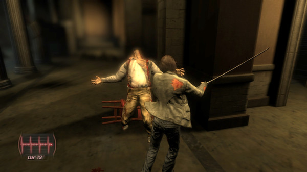 Скриншот №3 к Alone in the Dark