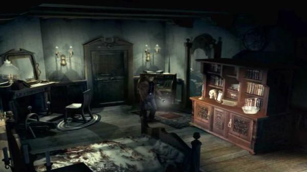 Скриншот №3 к Alone in the Dark The New Nightmare
